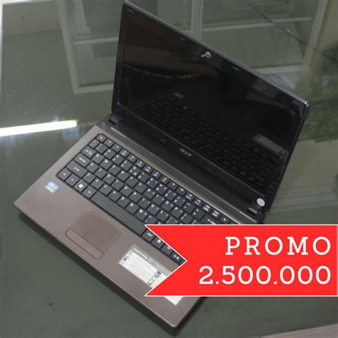 Laptop Acer Aspire 4750 Bekas laptop bekas acer 4750 i3 sandybridge jual beli laptop second sparepart laptop service