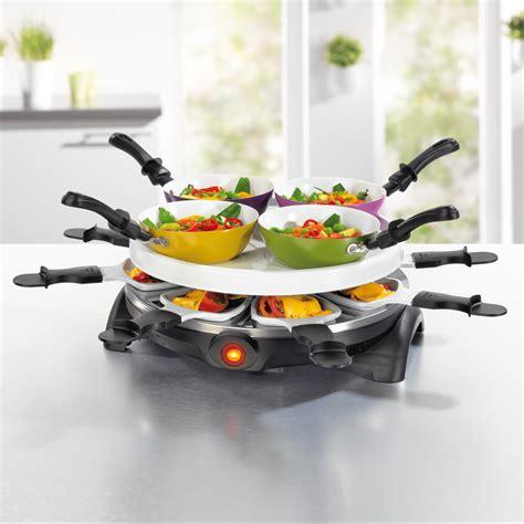 Ma 3in1 Set gourmetmaxx 174 multi raclette set keramik 3in1 b ware ebay
