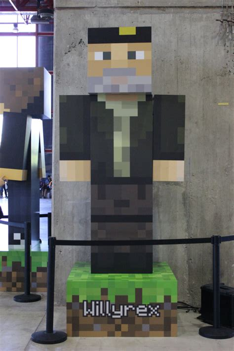 fotos de minecraft staxx willyrex mi rinc 243 n de noticias