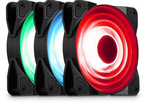 120mm rgb fan fr 531 120mm rgb fan pack of 3