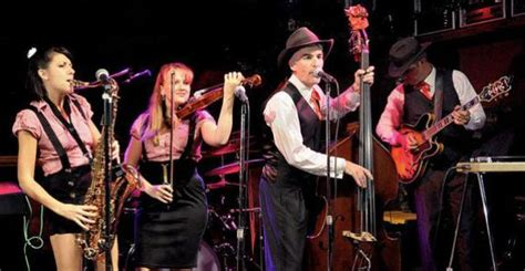 swing music club london serving up 1940s classics boogie woogie western swing
