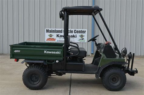 Kawasaki Mule 2510 by Page 159816 New Used Motorbikes Scooters 1999