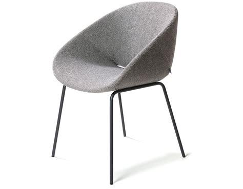 steel armchair beso 4 leg armchair hivemodern com