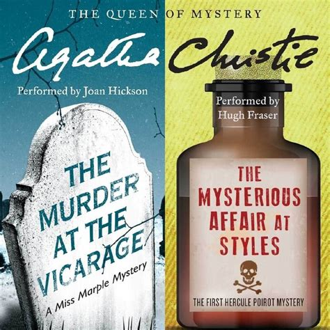 0007119275 the mysterious affair at styles the murder at the vicarage the mysterious affair at