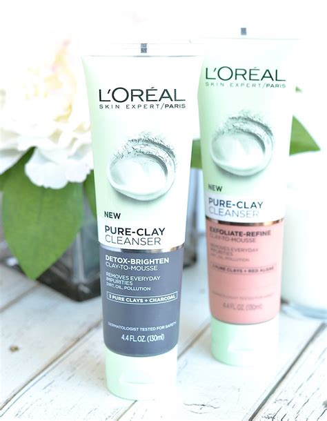 L Oreal Detox Brighten Clay by Drugstore Delight L Or 233 Al Clay Cleansers