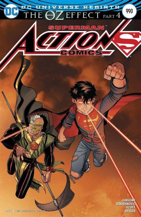 comics superman the oz effect deluxe edition all reviews comics 990 comics amino