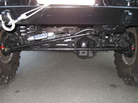 rugged ridge crossover steering billrubicon s 2004 jeep tj page 2 in springfield ma