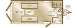Cargo Trailer Conversion Floor Plans by 16 Ft Trailer Wiring Diagram 16 Free Engine Image For