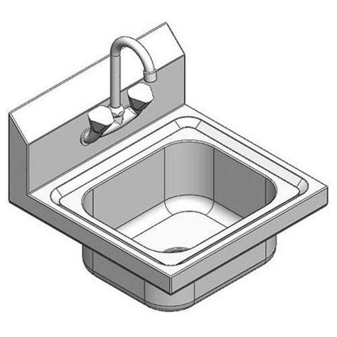 wall hung stainless steel sinks stainless steel wall hung sink with faucet pswh