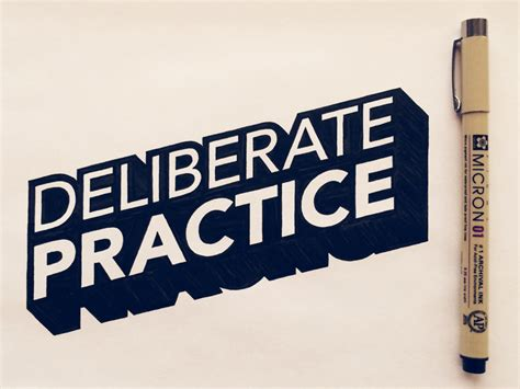 practice 42 for getting better at getting better books 051 getting better on purpose with deliberate practice