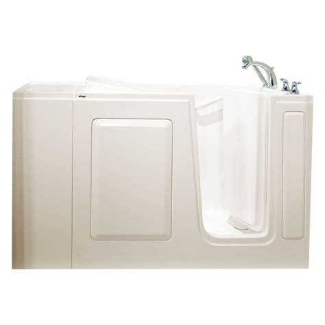 home depot walk in bathtub home depot walk in bathtubs safety tubs value series 48 in x 28 in walk in soaking
