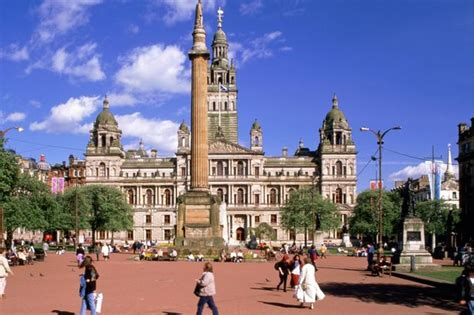 Best Architecture Firms by Six Shortlisted Designs For George Square Revamp Unveiled