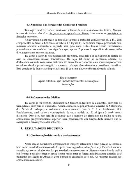 Método Elementos Finitos - Modelo Fémur [Abaqus]
