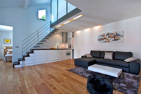 modern duplex apartment design in idesignarch