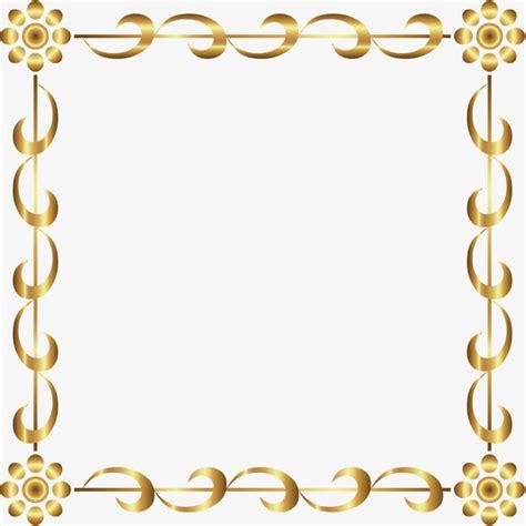 html imagenes sin borde cartoon borde dorado cartoon flor arc png image para