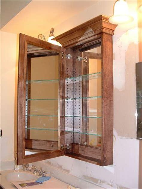 Mirrored Medicine Cabinet Doors Mirrored Medicine Cabinet Door Details