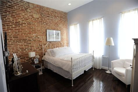 brick bedroom wall 65 impressive bedrooms with brick walls digsdigs