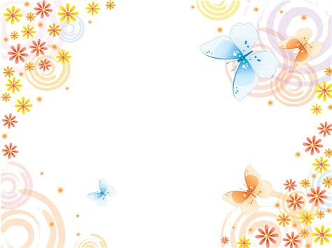 butterfly themes for powerpoint 2010 butterflies with pink flowers powerpoint templates