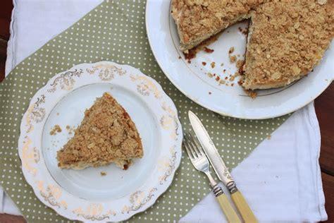 gooseberry elderflower  ginger crumble cheesecake