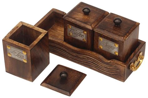 wooden wholesale bulk wholesale handcrafted wooden antique look tea coffee