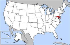 united states map maryland maryland simple the free encyclopedia