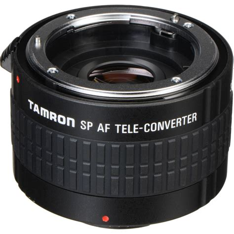 nikon for tamron sp af 2x pro teleconverter for select nikon af20pn 700