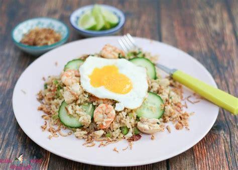 membuat nasi goreng kung enak 10 resep nasi goreng rumahan yang populer di indonesia
