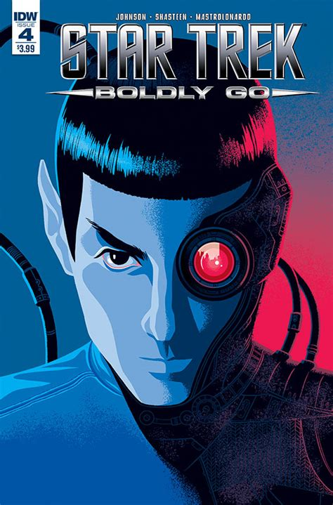 trek boldly go vol 2 books comic review trek boldly go 4 trekmovie