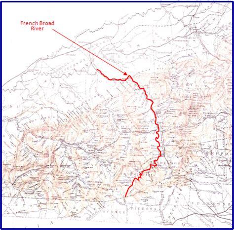broad river map broad river map