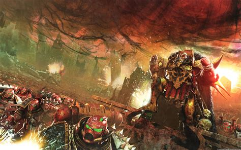 The New Heresy by Warhost40k Horus Heresy Wallpapers Part 4