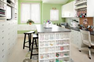 Craft Room Layout Designs by Craft Room Traditional Home Office Philadelphia By
