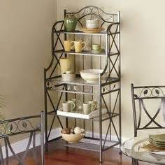 How To Decorate A Bakers Rack 1000 Images About Decorating Baker S Rack On