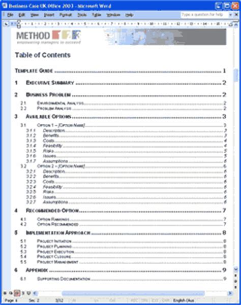project management document templates printable project template new calendar