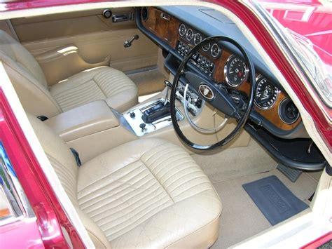 Xj6 Interior by 1970 Jaguar Xj6 Interior Automotive Interiors