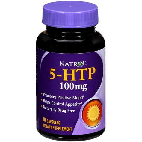 supplement 5 htp natrol 5 htp 100 mg dietary supplement 30 ct walmart