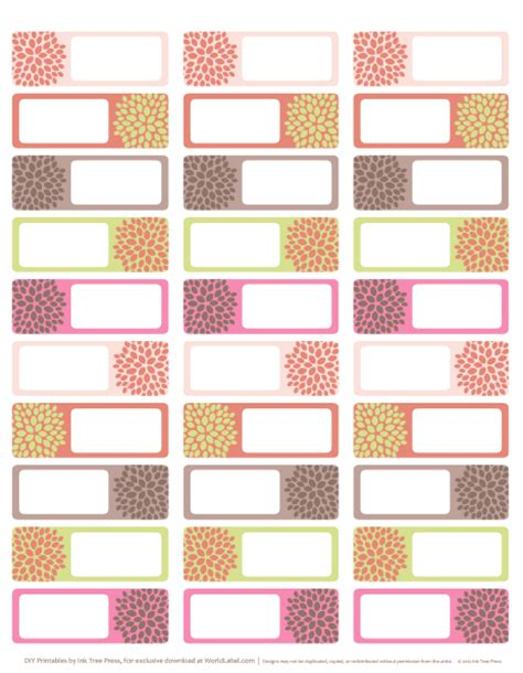 printable labels organizing organized suri printables