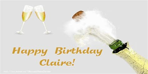 Claires Wish From The You Are A Photo Pool by Greetings Cards For Birthday