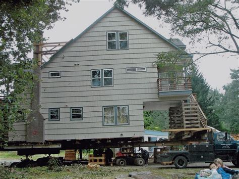 Cost For House Lifting House Movers