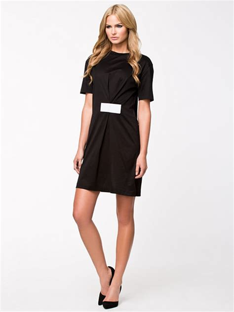 Dress Velcro velcro dress back black dresses clothing