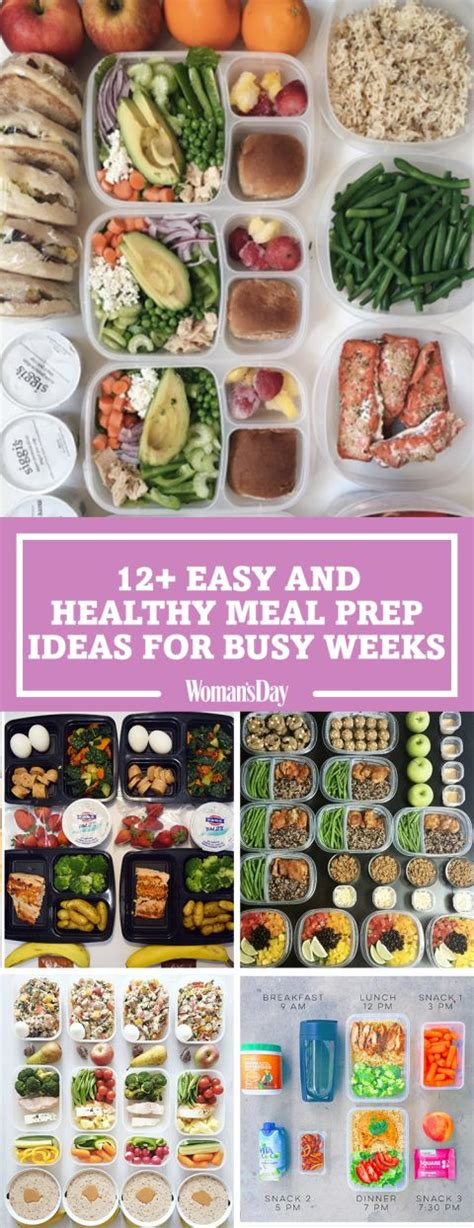 healthy meal prep time saving plans to prep and portion your weekly meals books 25 best ideas about weekly food prep on clean