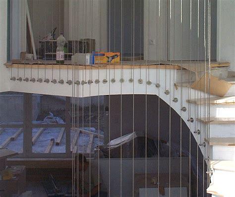 balkongeländer seil balkongel 228 nder seil kreative ideen f 252 r innendekoration