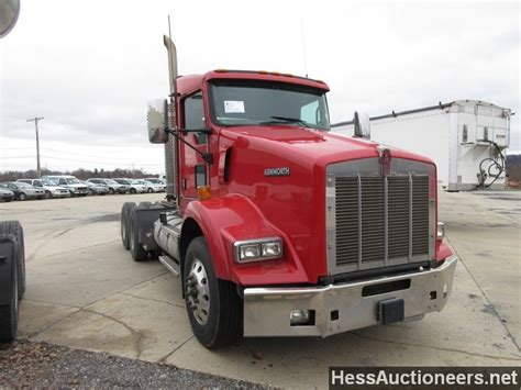 kenworth t660 parts for sale used 2009 kenworth t660 tandem axle daycab for sale in pa