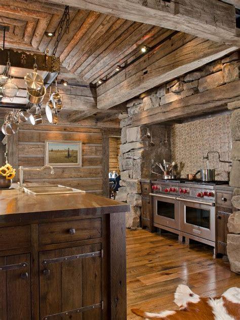 metropolitan home kitchen design village style ranch house interior design ideas sleek montana ranch kitchen wooden floor open