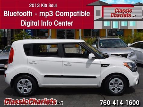 Kia Soul Near Me Used Car Near Me 2013 Kia Soul With Bluetooth Mp3 And
