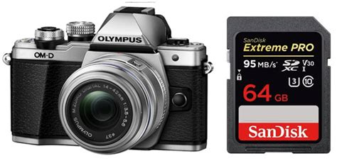 Memory Olympus best memory cards for olympus e m10 ii smashing