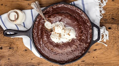 make these 15 skillet desserts because cast iron is the