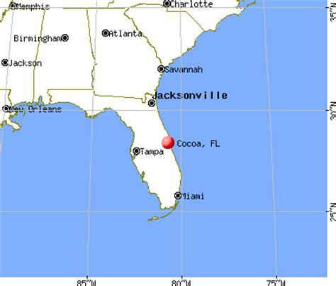 map of cocoa florida cocoa florida fl 32922 32926 profile population maps
