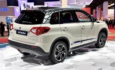 Maruti Suzuki Price In India Maruti Vitara Brezza Price Specification Interior
