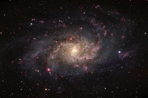 imagenes reales galaxias cumulos