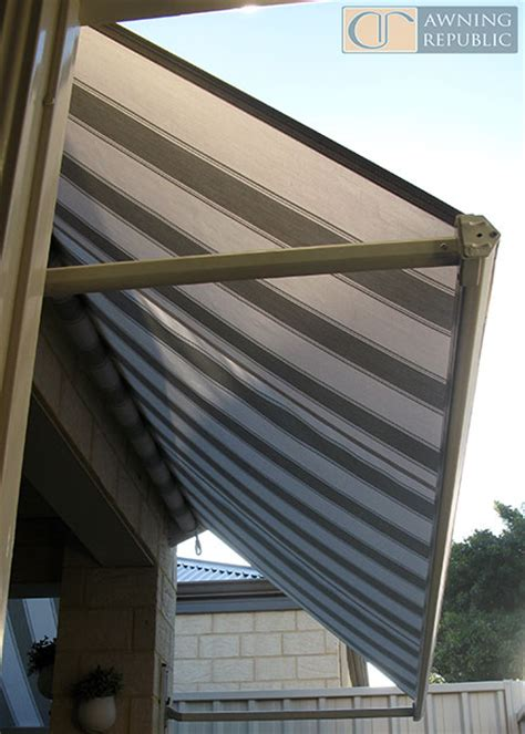 Canvas Window Awnings For Home by Awnings Yokine Awnings Perth Commercial Umbrellas